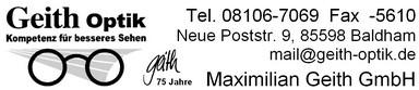 Herr Maximilian Geith
