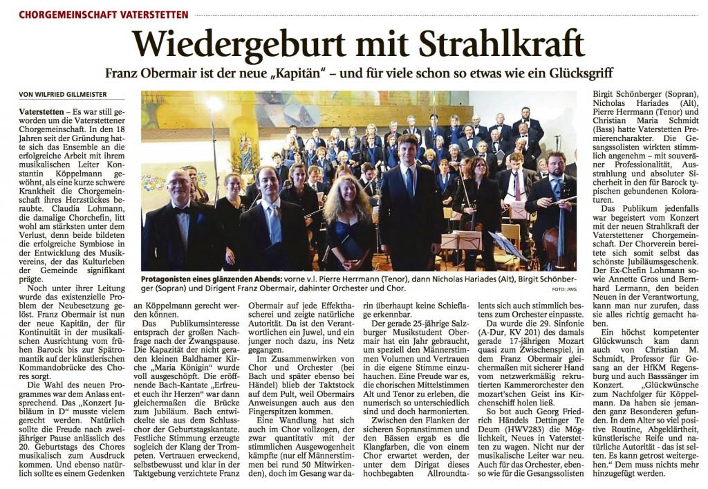Kritik Ebersberger Zeitung 16062016